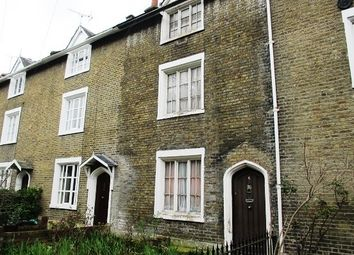 Thumbnail 3 bedroom terraced house for sale in Maria Terrace, London