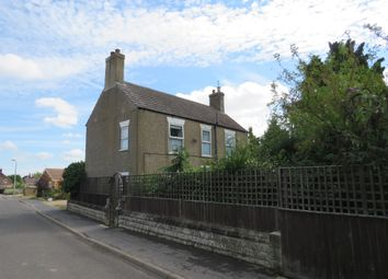 Thumbnail 3 bed detached house for sale in Lowgate, Lutton, Spalding