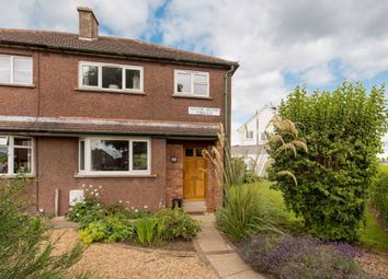 Thumbnail 3 bed semi-detached house for sale in 28 Wester Broom Terrace, Corstorphine