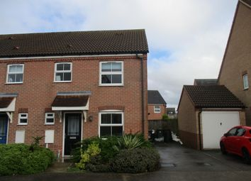 Thumbnail 3 bed semi-detached house for sale in Jay Road, Corby