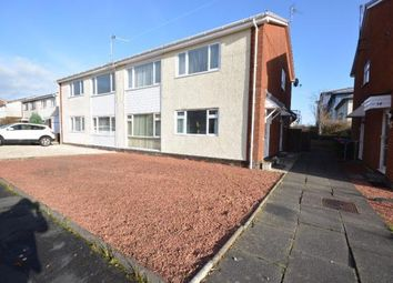 Thumbnail 2 bed flat for sale in Rowanhill Place, Kilmarnock