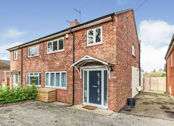 Thumbnail 3 bed semi-detached house for sale in London Road, Faversham, Kent