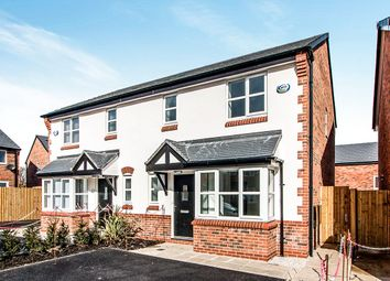 Thumbnail 3 bed semi-detached house to rent in Bury & Bolton Road, Radcliffe, Manchester