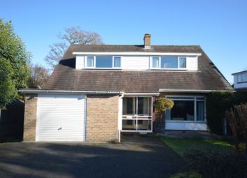 Thumbnail 3 bed detached bungalow for sale in Newenham Road, Lymington