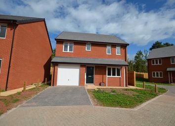 Thumbnail 4 bedroom detached house for sale in Hayne Court, Tiverton