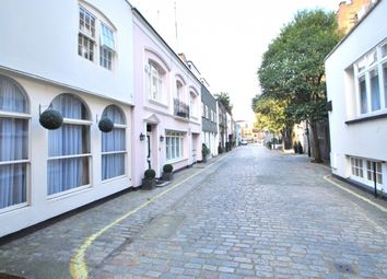 Thumbnail 5 bed end terrace house to rent in Montagu Mews West, Marylebone, London