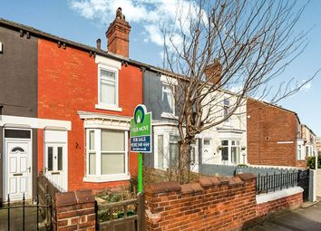 Thumbnail 2 bed terraced house for sale in Littlemoor Lane, Balby, Doncaster
