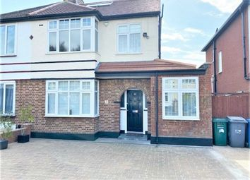 Thumbnail 5 bed semi-detached house for sale in Aberdare Gardens, Mill Hill