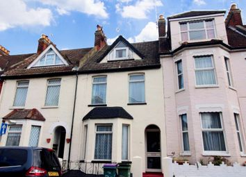 Thumbnail 4 bed terraced house to rent in Bradstone Avenue, Folkestone