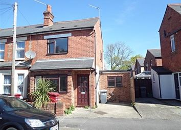 Thumbnail 2 bed end terrace house to rent in Audley Street, Reading, Berkshire