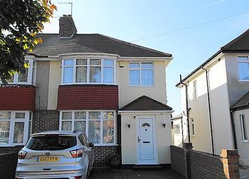 Thumbnail 3 bed semi-detached house for sale in Stirling Road, Hayes