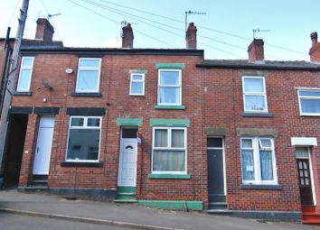 Thumbnail 3 bed terraced house for sale in Cartmell Road, Woodseats, Sheffield