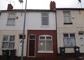Thumbnail 2 bed terraced house for sale in Laundry Road, Smethwick, West Midlands