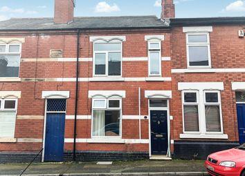 3 bed terraced house for sale in Wild Street, Derby DE1
