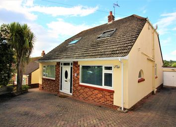 Thumbnail 4 bed detached bungalow for sale in Higher Cadewell Lane, Torquay