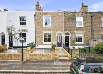 Thumbnail 4 bed terraced house for sale in Walnut Tree Road, Greenwich