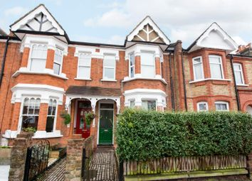 Thumbnail 3 bed terraced house for sale in Cumberland Road, London
