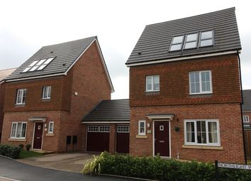 Thumbnail 4 bedroom detached house for sale in North Light Way, Heywood