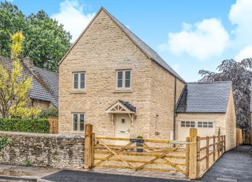Thumbnail 3 bedroom detached house for sale in Berkeley Close, South Cerney, Cirencester