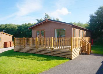 Thumbnail 3 bed lodge for sale in Dock Acres, Carnforth