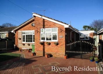 Thumbnail 3 bed detached bungalow for sale in St. Georges Drive, Caister-On-Sea, Great Yarmouth