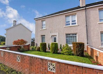 Thumbnail 2 bed flat for sale in Commore Drive, Knightswood, Glasgow