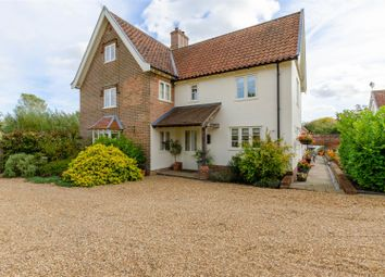 Thumbnail 5 bed cottage to rent in Langley Street, Langley, Norwich