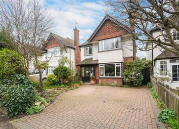 Thumbnail 4 bed detached house for sale in Station Road, Esher, Surrey