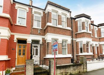 Thumbnail 3 bed terraced house for sale in Wrexham Road, London