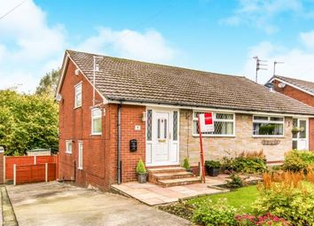 Thumbnail 3 bed semi-detached house for sale in Marle Avenue, Mossley, Manchester, Greater Manchester
