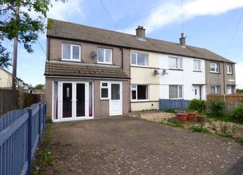 Thumbnail 4 bed end terrace house for sale in Brookfield Avenue, Wigton, Cumbria