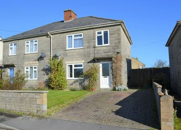 Thumbnail 3 bed semi-detached house for sale in Duchy Road, Clandown Village, Radstock
