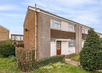 Thumbnail 4 bed semi-detached house for sale in Thornton Place, Horley, Surrey