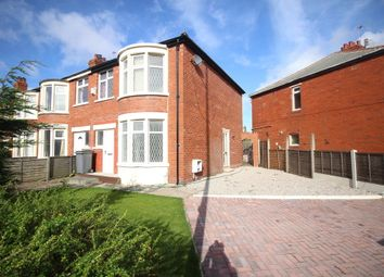 Thumbnail 3 bed terraced house for sale in Park Road, Blackpool