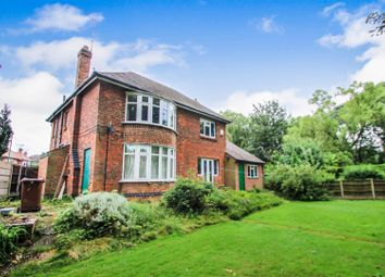 Thumbnail 3 bed detached house for sale in Mossdale Road, Sherwood Dale, Nottingham