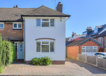 Thumbnail 3 bed property to rent in Devonshire Road, Harpenden, Hertfordshire