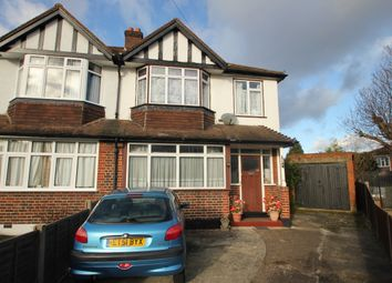 Thumbnail 3 bed semi-detached house for sale in Malvern Close, Surbiton