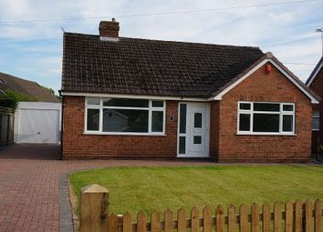 Thumbnail 2 bed detached bungalow for sale in Green Lane, Willaston, Nantwich, Cheshire