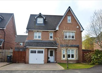 Thumbnail 5 bed detached house for sale in Bramley Drive, Bellshill