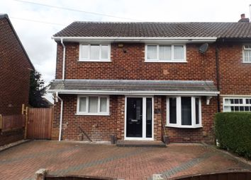 Thumbnail 2 bed semi-detached house to rent in Hamel Street, Hyde