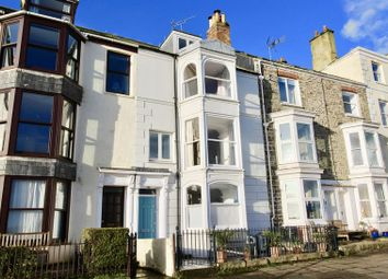 Thumbnail 3 bedroom terraced house for sale in Dunstanville Terrace, Falmouth