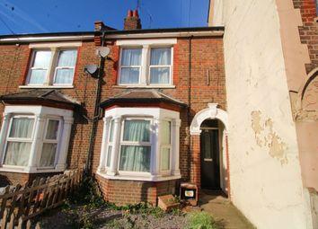 Thumbnail 1 bedroom flat to rent in Vicarage Road, Watford