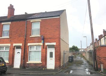 Thumbnail 2 bedroom end terrace house to rent in Fredrick Street, Blackpool