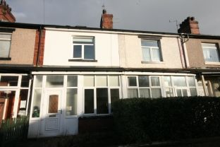 Thumbnail 2 bed terraced house to rent in Hirst Wood Road, Shipley