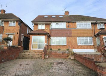 Thumbnail 5 bed semi-detached house for sale in Morton Way, London