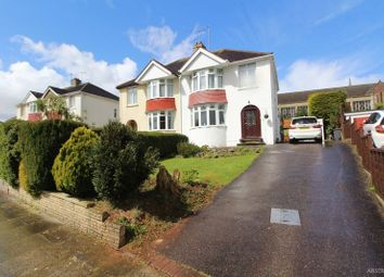 Thumbnail 3 bed semi-detached house for sale in Banbury Park, Shiphay, Torquay