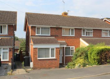 Thumbnail 3 bed semi-detached house for sale in Hendingham Close, Tuffley, Gloucester