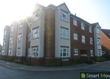 Thumbnail 2 bed flat to rent in Violet Way, Yaxley, Peterborough, Cambridgeshire.