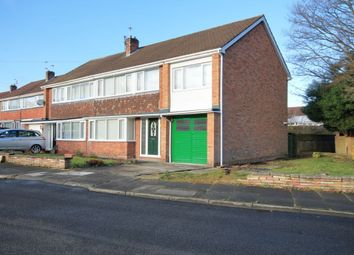 Thumbnail 4 bed semi-detached house for sale in Ullswater Road, Chester Le Street