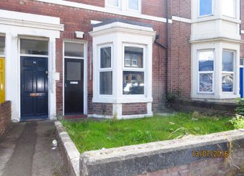 Thumbnail 2 bed flat to rent in Rothbury Terrace, Heaton